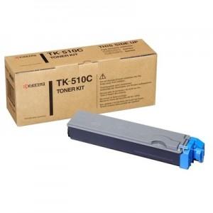 Kyocera TK-510C голубой тонер картридж