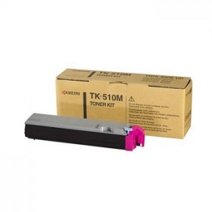 Kyocera TK-510M пурпурный тонер картридж