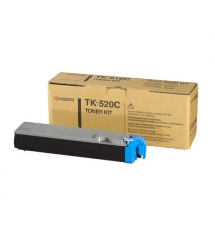 Kyocera TK-520C голубой тонер картридж