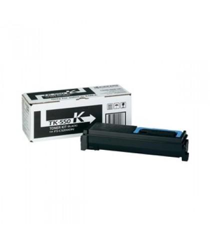 Kyocera TK-550K чёрный тонер картридж