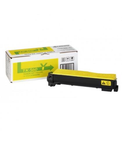 Kyocera TK-560Y жёлтый тонер картридж