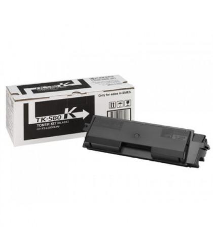 Kyocera TK-580K чёрный тонер картридж