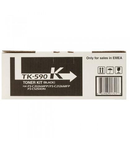 Kyocera TK-590K чёрный тонер картридж