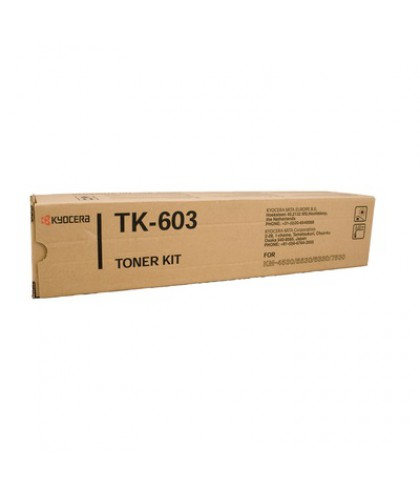 Kyocera TK-603 чёрный тонер картридж