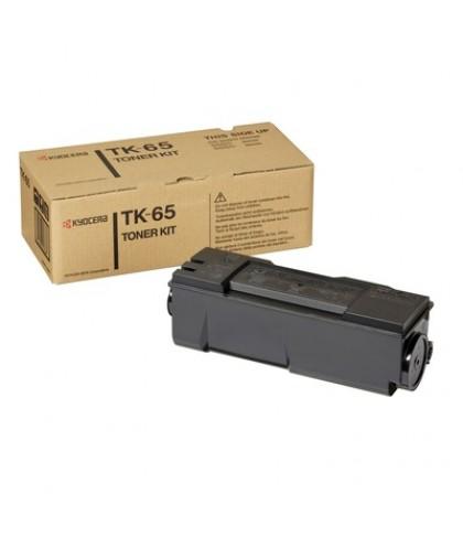 Kyocera TK-65 чёрный тонер картридж