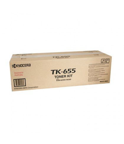 Kyocera TK-655 чёрный тонер картридж