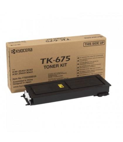 Kyocera TK-675 чёрный тонер картридж