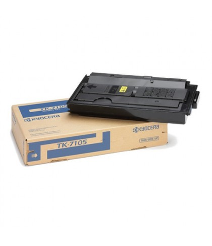 Kyocera TK-7105 чёрный тонер картридж