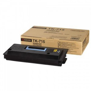 Kyocera TK-715 чёрный тонер картридж