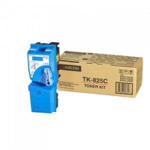 Kyocera TK-825C голубой тонер картридж