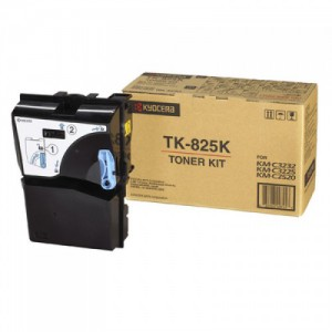 Kyocera TK-825K чёрный тонер картридж