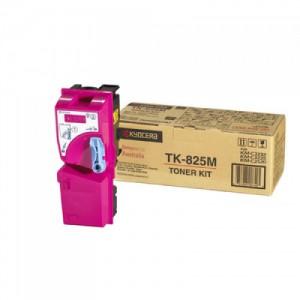 Kyocera TK-825M пурпурный тонер картридж