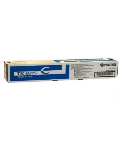 Kyocera TK-8315C голубой тонер картридж