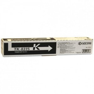 Kyocera TK-8315K чёрный тонер картридж
