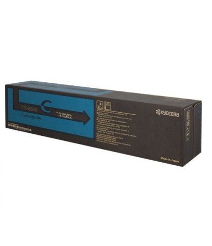 Kyocera TK-8600C голубой тонер картридж