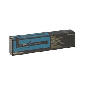 Kyocera TK-8705C голубой тонер картридж