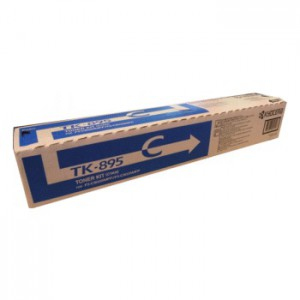Kyocera TK-895C голубой тонер картридж