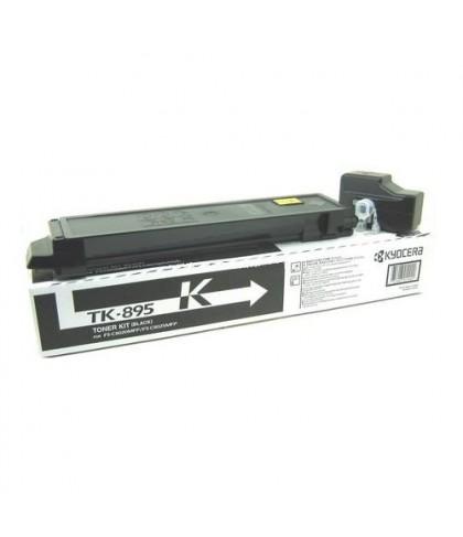 Kyocera TK-895K чёрный тонер картридж