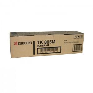 Kyocera TK-805M пурпурный тонер картридж