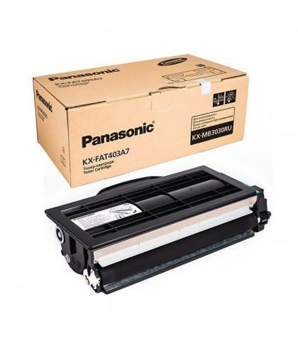 KX-FAT403A7 тонер картридж Panasonic