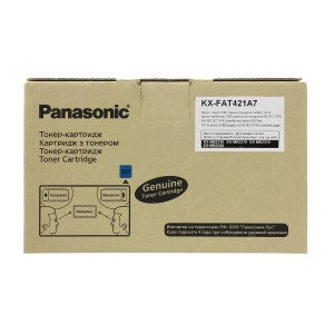 KX-FAT421A7 тонер картридж Panasonic