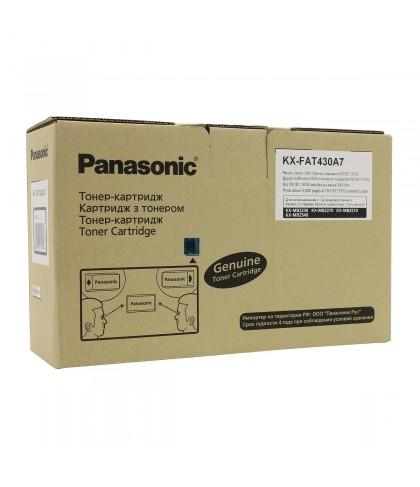 KX-FAT430A7 тонер картридж Panasonic