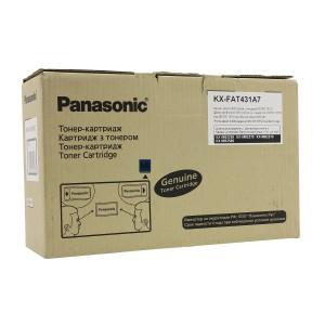 KX-FAT431A7 тонер картридж Panasonic