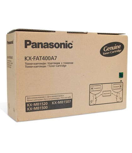 KX-FAT400A тонер картридж Panasonic
