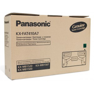 KX-FAT410A тонер картридж Panasonic