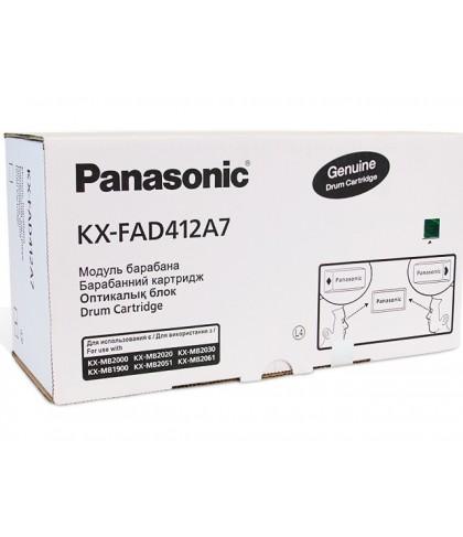 KX-FAD412A фотобарабан Panasonic