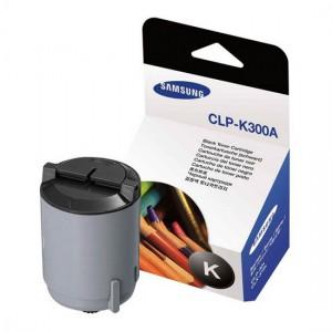 CLP-K300A лазерный картридж Samsung чёрный