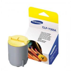 CLP-Y300A лазерный картридж Samsung жёлтый