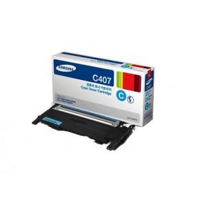 CLT-C407S лазерный картридж Samsung голубой