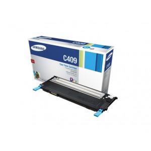 CLT-C409S лазерный картридж Samsung голубой