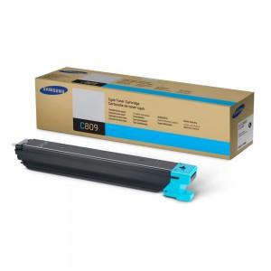 CLT-C809S лазерный картридж Samsung голубой