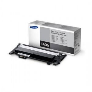 CLT-K406S лазерный картридж Samsung чёрный