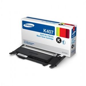 CLT-K407S лазерный картридж Samsung чёрный