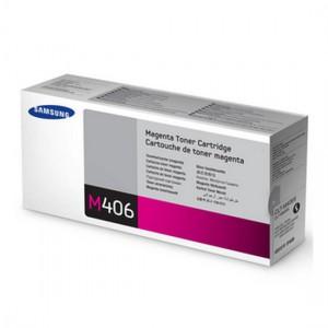 CLT-M406S лазерный картридж Samsung пурпурный