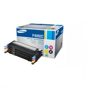 CLT-P409S лазерный картридж Samsung комплект 4 цветный