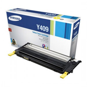 CLT-Y409S лазерный картридж Samsung жёлтый