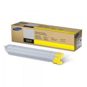 CLT-Y809S лазерный картридж Samsung жёлтый