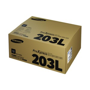 MLT-D203L лазерный картридж Samsung чёрный