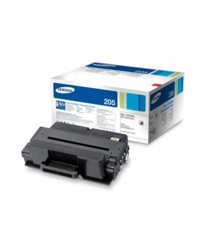 MLT-D205L лазерный картридж Samsung чёрный