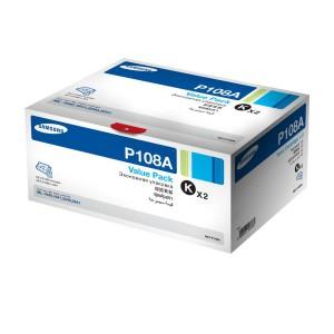 MLT-P108A лазерный картридж Samsung чёрный