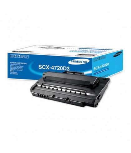 SCX-4720D3 лазерный картридж Samsung чёрный