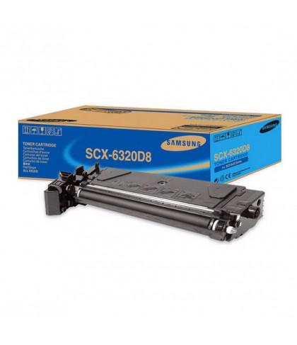 SCX-6320D8 лазерный картридж Samsung чёрный