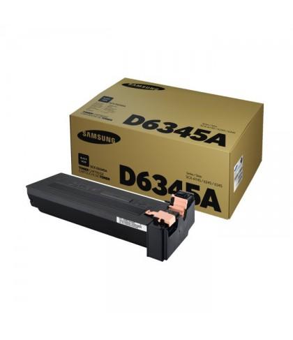 SCX-D6345A лазерный картридж Samsung чёрный