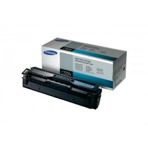 CLT-C504S лазерный картридж Samsung голубой