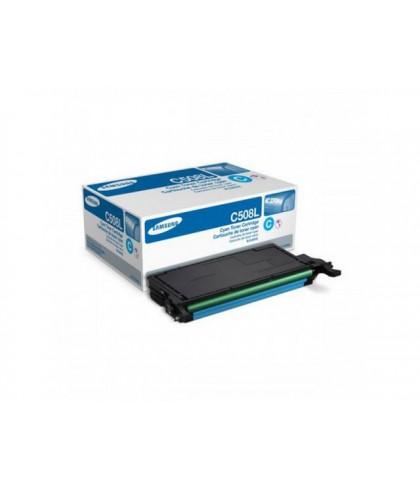 CLT-K508L лазерный картридж Samsung чёрный