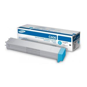 CLT-C606S лазерный картридж Samsung голубой